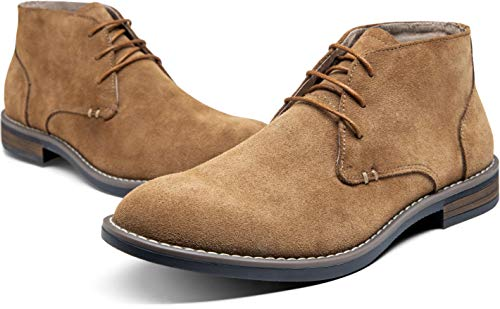 Pictures of JOUSEN Men's Chukka Boot Classic Leather 2