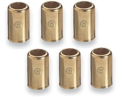 6 Each Per Package Radnor 64003967 Model WD2110 .562 X 1 Hose Ferrules For 1//4 ID Hose 1 PACK