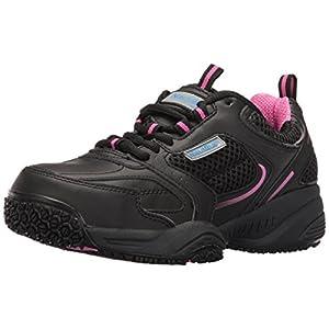 Nautilus Safety Footwear Nautilus 2151 Womens SR Safety Toe Athletic Industrial & Construction Shoe Black 6.5 2E US