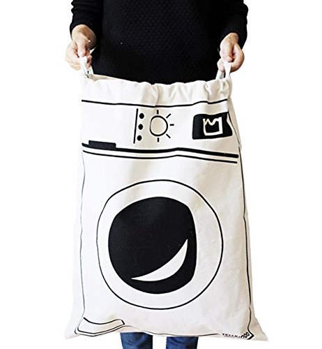 Cotton Travel Laundry Bags - 8