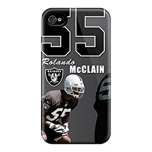 No1cases Iphone 6 Well-designed Hard Cases Covers Oakland Raiders Protector