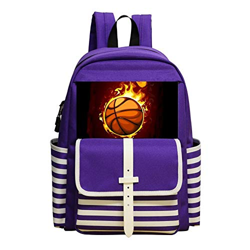 School Bag Wildcats Purse Satchel Backpack for Student Kids Shoulder Bags ()