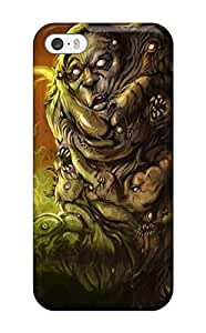 New Style Series Skin Case Cover For Iphone 5/5s(creature)