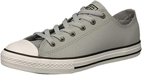 Converse Girls' Chuck Taylor All Star Glitter Leather