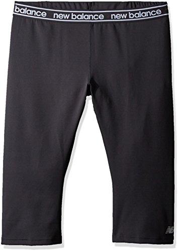 New Balance Relentless Capri, Black, Large