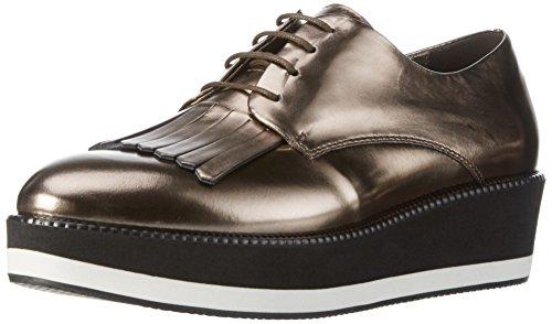 Tosca Blu OPAL - Zapatos Derby para mujer Marrón (C72)