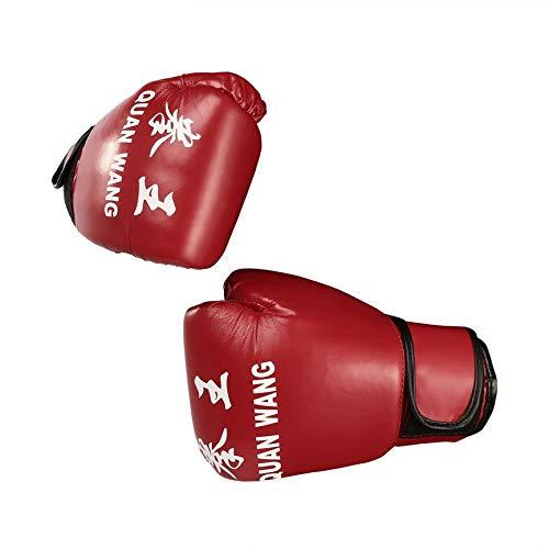 Guantes de Taekwondo Peanutaoc Herramienta de Combate de Boxeo Guantes de Boxeo Bolsas de Arena Profesionales Guantes de Boxeo Hombres y Mujeres Que entrenan Herramientas de Combate.