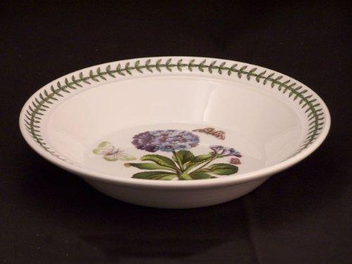 Garden Rim Soup Bowl - Portmeirion Botanic Garden Rim Soup Bowl(s) - Blue Primrose