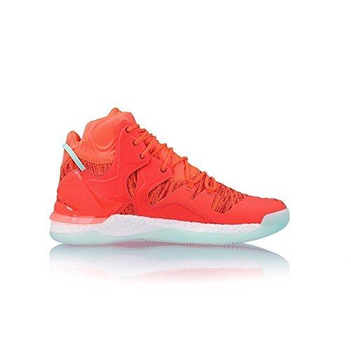 925ba34c11f2 Adidas D Rose 7 Primeknit - AQ7743 - Color White-Orange - Size  15.0 - Buy  Online in Oman.