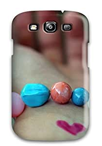 For Galaxy S3 Protector Case Gambar Gelang Di Tangan Phone Cover