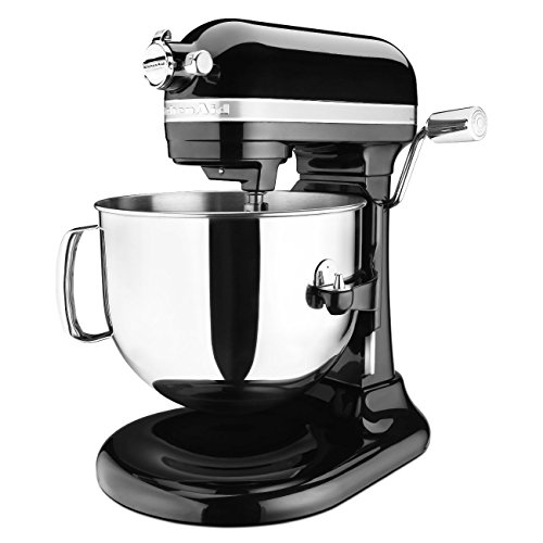 KitchenAid KSM7586POB Onyx Black