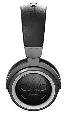 Ghostek Cannon Wireless Bluetooth Headphones   Enhanced Open-Back Design   Premium Over-Ear Comfort