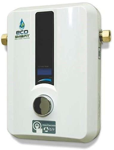 New Ecosmart Green Energy Eco11 11kw Electric Tankless Water Heater 8708695