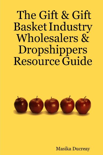 The Gift & Gift Basket Industry Wholesalers & Dropshippers Resource Guide