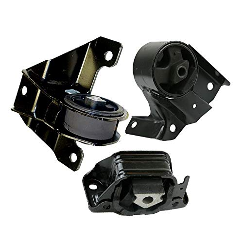K2526 Fits 1995-1999 Dodge/Plymouth Neon 2.0L MANUAL Motor & Trans Mount : A2867, A2979, A5283 ()