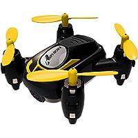 Riviera RC Micro Quadcopter Wi-Fi Drone Black