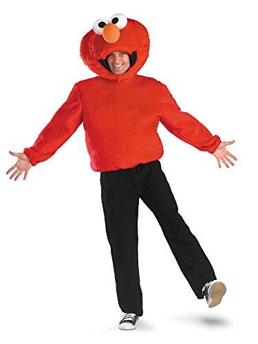 Elmo Adult Sesame Street Costume