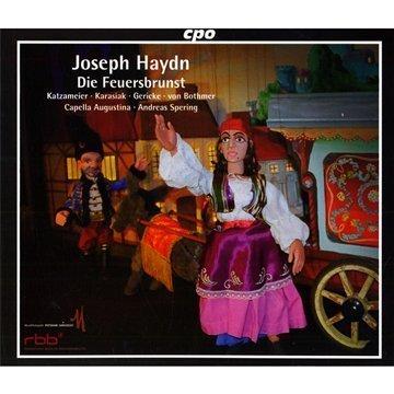 Capella Corner - Haydn: Die Feuersbrunst