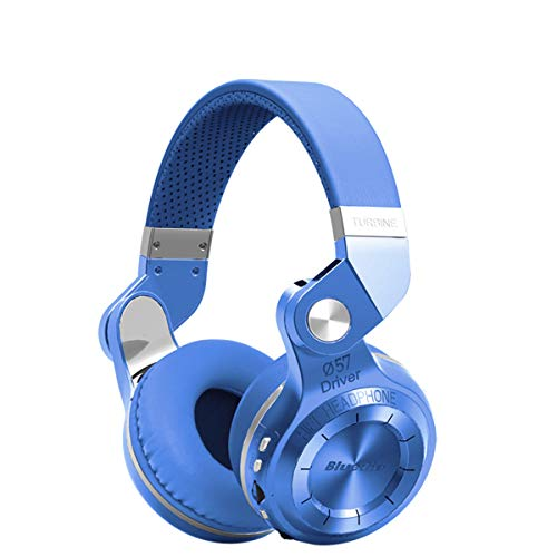 Bluedio T2 Plus Turbine Wireless Bluetooth Headphones with...