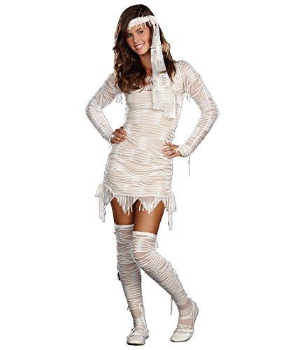 Yo Mummy Teen Costumes (Yo! Mummy Teen/Junior Costume - Teen X-Small)