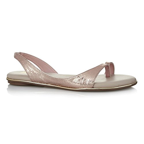 Zoey Twists Rose Ballerina Gold gold Butterfly dusty Pink 4qTna