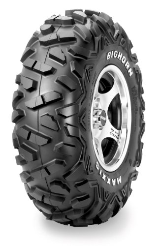 Maxxis M917 Bighorn Tire - Front - 26x9Rx12 , Tire Size: 26x9x12, Tire Construction: Radial, Position: Front, Rim Size: 12, Tire Ply: 6, Tire Type: ATV/UTV, Tire Application: All-Terrain TM16678000 (Best Rated Summer Tires)