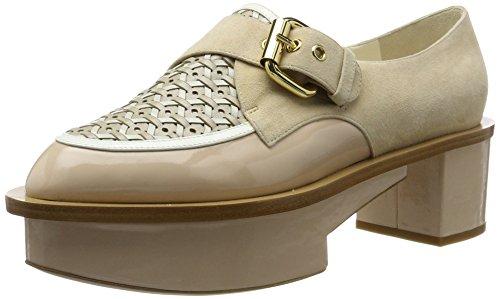 Pollini Zapatos Monkstrap  Maquillaje / Beige EU 41