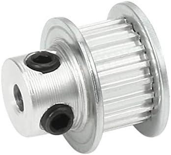 Aexit Aluminio MXL 20 Dientes 3.175mm taladro Orificio ...