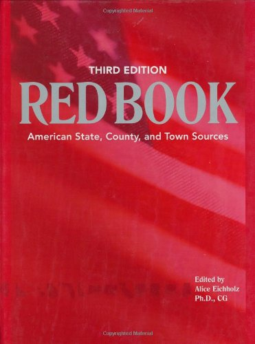 Book Services Source (Red Book: American State, County & Town Sources, Third Edition)