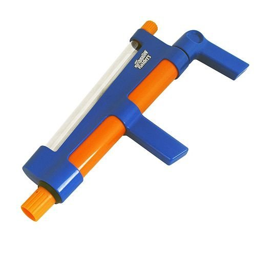 Pump Action Mini Marshmallow Shooter - Fires Faster - Shoots Farther -