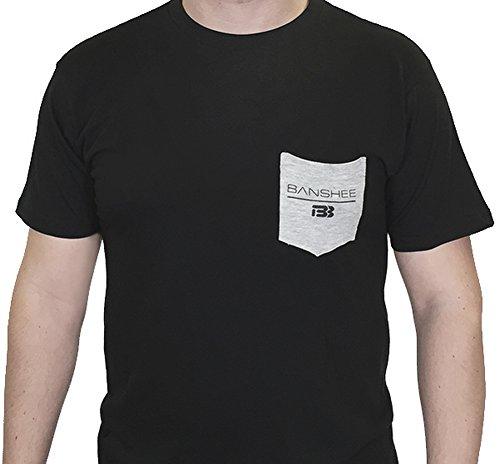 Banshee Bungee Men's Pocket T X-Large (Banshee Ski)