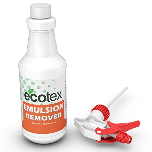 Ecotex EMULSION REMOVER - Industrial Screen Printing Emulsion Remover (1 Quart)