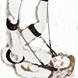 Chained Easy Access Restraint Adjustable Bondage by Manhood AcademyTM . Made in USA