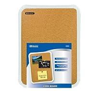 3 Pk, BAZIC 8.5 X 11 Inches Cork Board