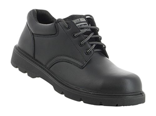 SAFETY JOGGER X1110 Men Safety Toe Lightweight EH PR Water Resistant Shoe, M 10, Black by SAFETY JOGGER (Image #5)
