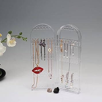 Amazoncom Beauty Acrylic jewelry Organizer Luxury jewelry Acrylic