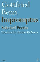 Gottfried Benn - Impromptus