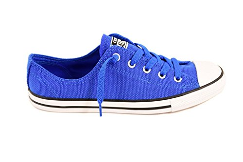 Used, Converse Women CTAS Dainty OX 551659C Sneakers Laser for sale  Delivered anywhere in USA