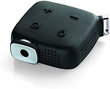 Brookstone Keychain Projector with Built-in Speakers