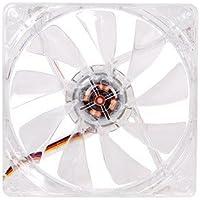 THERMALTAKE CL-F020-PL12WT-A / PURE 12 White LED DC Fan