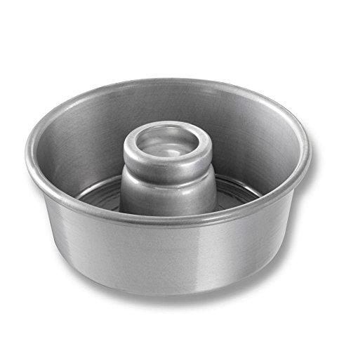 Chicago Metallic 46530 Aluminum #653 Angel Food Tube Cake Pan