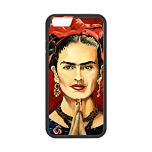 iPhone6 Mexican Modern Art Frida Kahlo Case Cover for iPhone6 4.7 (Laser Technology)