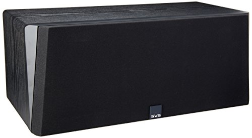 SVS Prime Center Speaker Black Ash by SVS