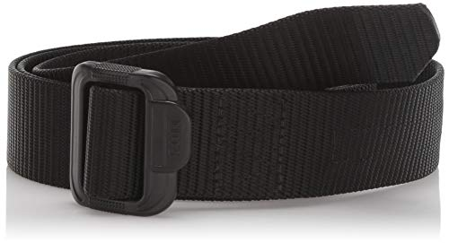 - 5.11 TDU Tactical Belt, Non-Metal, 1.5-inch, Style 59551 , Black , Large