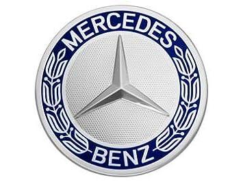 /75/mm 74/ di/ámetro aprox Original Mercedes Benz /& AMG Tapacubos