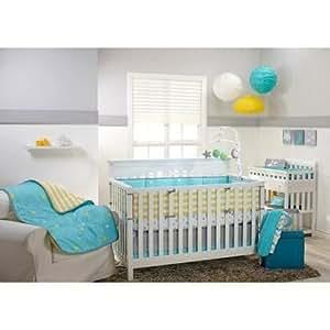 Amazon Com Little Bedding By Nojo Twinkle Twinkle 4