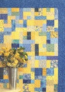 Amazon.com: Atkinson Yellow Brick Road Quilt Pattern Makes 5 Sizes ... : brick quilt - Adamdwight.com