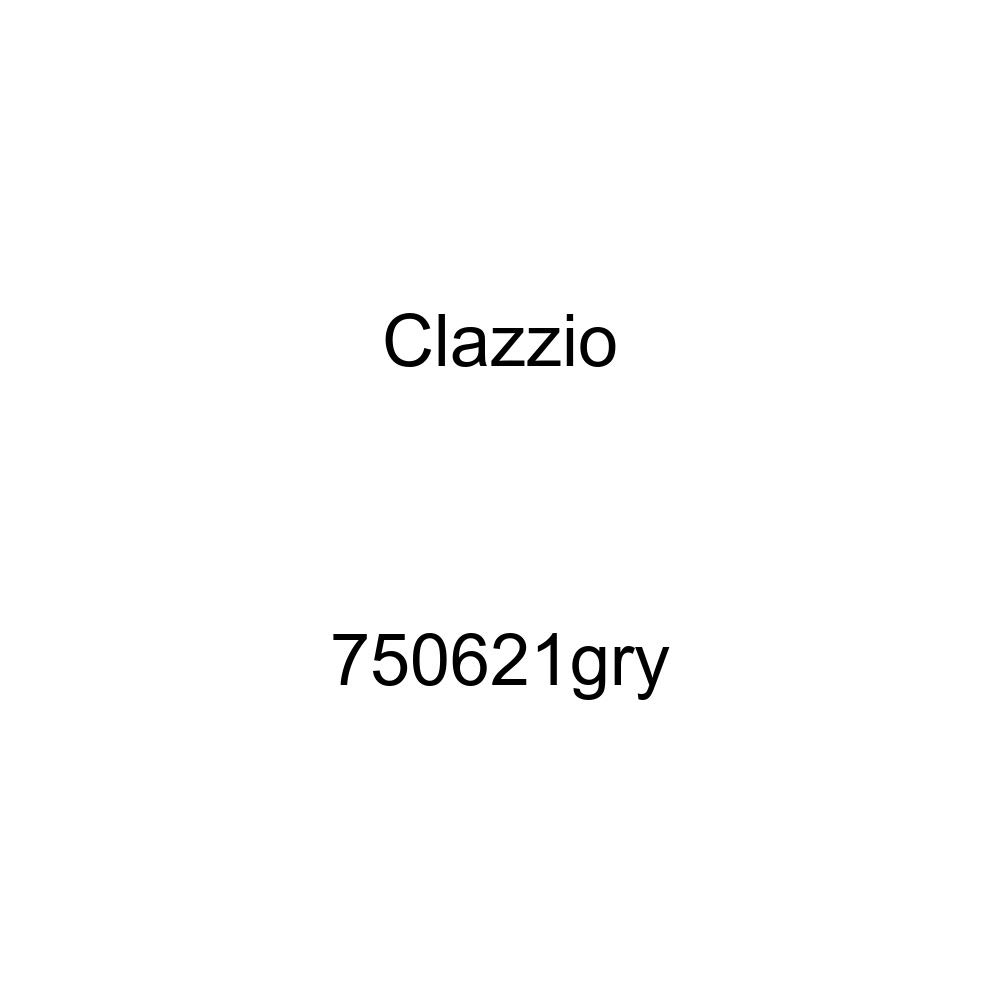 Clazzio 750621gry Grey Leather Front Row Seat Cover for Chevrolet Silverado 1500//2500//3500 Extended Cab