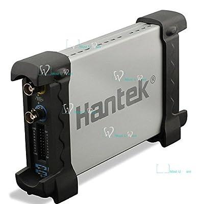 PC Based USB USBXI Digital Oscilloscope 2CH 48MS/s 20Mhz Plus 16CH Logic Analyzer
