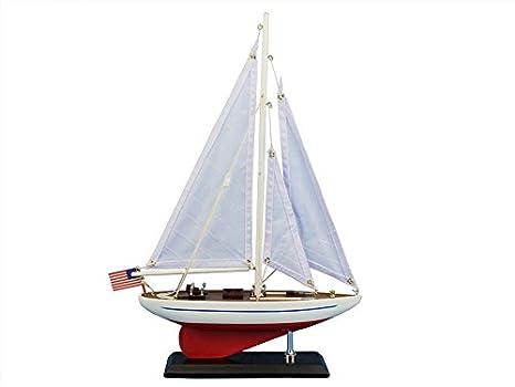 Amazon.com: Ganzador de decoración náutica hecho a mano de ...